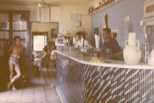 barra años 70