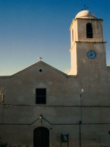 Iglesia de Antas / Antas Church